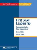 First Level Leadership : eBook Edition - Vivette Payne