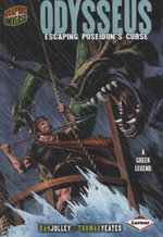 Odysseus : Escaping Poseidon's Curse - Dan Jolley