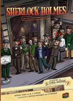 Sherlock Holmes and the Redheaded League : On the Case with Holmes & Watson (Library) - Murray Shaw