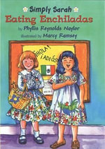 Eating Enchiladas - Phyllis Reynolds Naylor