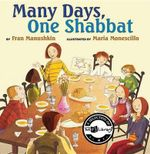 Many Days, One Shabat - Fran Manushkin