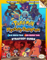 Pokemon Mysterious Dungeon : The Official Strategy Guide - Prima Games
