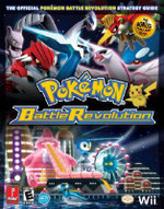 Pokemon Battle Revolution : The Official Pokemon Battle Revolution Strategy Guide - Prima Games