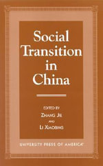 Social Transition in China :  A New Cold War History - Zhang Jie