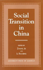 Social Transition in China - Zhang Jie