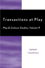 Transactions at Play : Volume 9