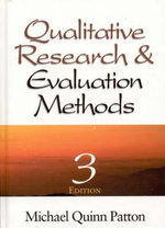 Qualitative Research and Evaluation Methods - Michael Quinn Patton