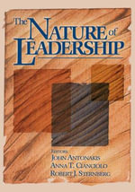 Nature of Leadership - Robert J. Sternberg