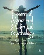 Essential Abnormal Psychology - A Field