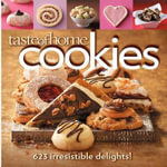 Cookies : 1,001 Mouthwatering Recipes from Around the World