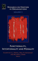 Functionality, Intentionality and Morality : Functionality, Intentionality and Morality