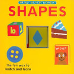 Shapes : Busy Block Books - Busy Block Bks