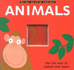 Animals : Busy Block Books - Patty Smith