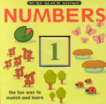 Numbers : The Fun Way to Match and Learn - Patty Smith