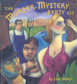 The Murder-mystery Party Kit : Miniature Editions - Lou Harry