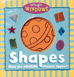 Shapes : Magic Window Books (Running Press) - Holly Mann