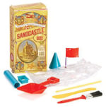 Sandcastle in a Box : Everything You Need to Build Cool and Classic Sand Sculptures - Ted Siebert