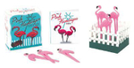 Pink Flamingo Gift Set - Kerry Colburn