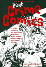 The Mammoth Book of Best Crime Comics - Paul Gravett