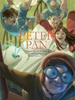 Peter Pan : From the Story by J.M. Barrie - Brooke Lindner