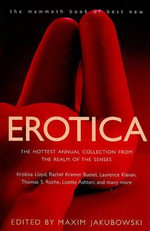 The Mammoth Book of Best New Erotica 9 - Maxim Jakubowski
