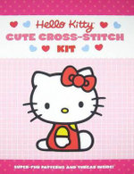 Hello Kitty Cute Cross-stitch Kit - Sanrio