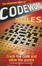 Mammoth Book of Codeword Puzzles - Nathan Haselbauer