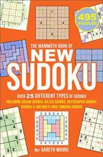 The Mammoth Book of New Sudoku - Gareth Moore