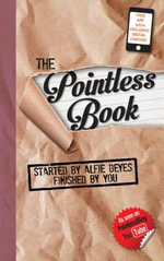 The Pointless Book : Started by Alfie Deyes, Finished by You - Alfie Deyes
