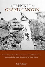 It Happened at Grand Canyon : It Happened in Series - Todd R. Berger