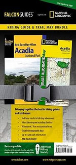 Best Easy Day Hiking Guide and Trail Map Bundle : Acadia National Park - Dolores Kong