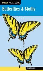 Falcon Pocket Guide : Butterflies & Moths - Todd Telander
