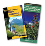 Best Easy Day Hiking Guide and Trail Map Bundle : Glacier and Waterton National Parks - Erik Molvar