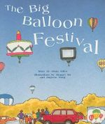 The Big Balloon Festival - Jenny Giles