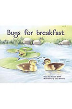 Rigby PM Plus : Individual Student Edition Blue (Levels 9-11) Bugs for Breakfst - Various