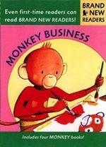 Monkey Business : Brand New Readers - David Martin