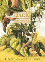 Jack and the Beanstalk - Edith Nesbit