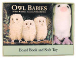 Owl Babies : Book and Toy Gift Set [With Stuffed Owl] - Martin Waddell