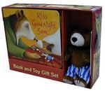 Kiss Good Night : Book & Soft Toy Gift Pack - Amy Hest