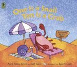 One is a Snail, Ten is a Crab : A Counting by Feet Book - April Pulley Sayre