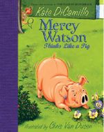Mercy Watson Thinks Like a Pig : Mercy Watson (Hardcover) - Kate DiCamillo