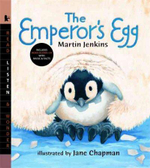 The Emperor's Egg : Read, Listen, & Wonder Series - Martin Jenkins