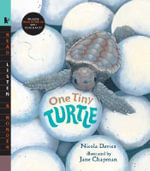 One Tiny Turtle : Read, Listen, & Wonder Series - Nicola Davies