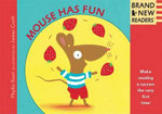 Mouse Has Fun : Big Book : Brand New Readers - Phyllis Root