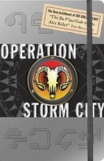 Operation Storm City - Joshua Mowll