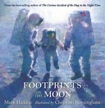 Footprints on the Moon - Mark Haddon