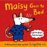 Maisy Goes to Bed :  A Maisy Classic Pop-Up Book - Lucy Cousins