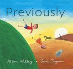 Previously - Allan Ahlberg