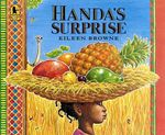 Handa's Surprise : Reading and Math Together - Eileen Browne