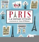 Paris : Keepsake Cityscapes - Sarah McMenemy